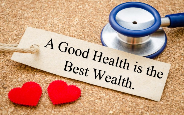 THE BEST PRACTICE TO MAINTAIN GOOD HEALTH
